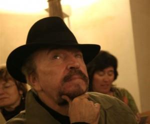 Juan Carlos Rodríguez en la cuadra dorada (Foto: Antonia Ortega)