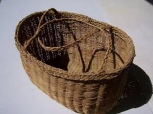 cesta vacía
