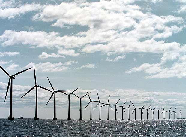 parques eolicos marinos