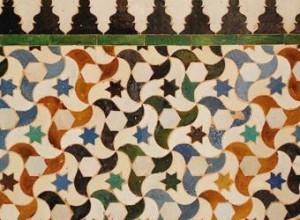 Azulejos_Patio_Arrayanes_ciudad_palatina_Alhambra_Granada