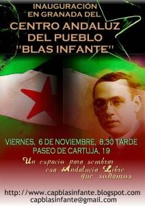 presentación CAP Blas Infante