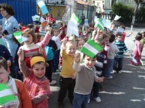 niños andalucia