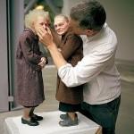 mirar esculturas