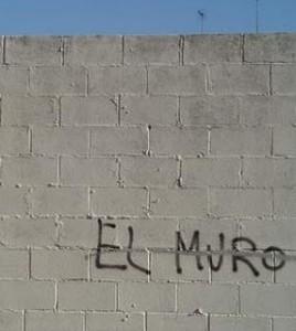 muro españa