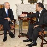 Simon_Peres_respalda_Hosni_Mubarak