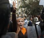 manifestación egipto