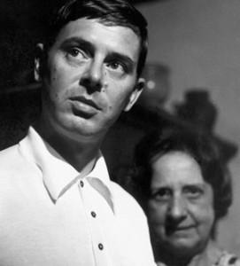 María Zambrano y Jose Ángel Valente