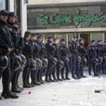 piquetes policiales