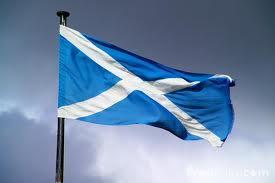 bandera escocia