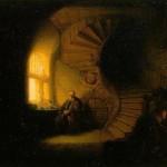 filosofo meditando Rembrat