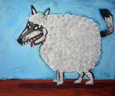 lobo cordero