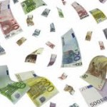 euros volando