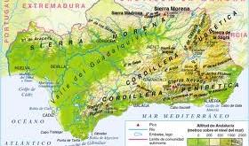 territorio andaluz