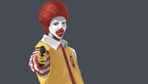 Payaso-McDonalds