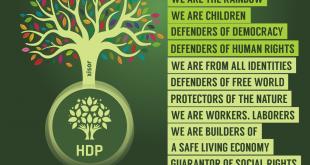 HDP manifiesto