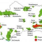 Andalucia parques naturales