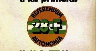 cartel autonomicas